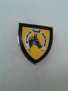 Authentic-US-Army-1st-Cavalry-Honor-Guard-Insignia-DUI-DI-Crest