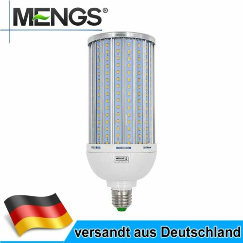 MENGS E27 65W=520W LED Mais Birne Glühbirne 6500LM AC 85-265V Warmweiß//Kaltweiß