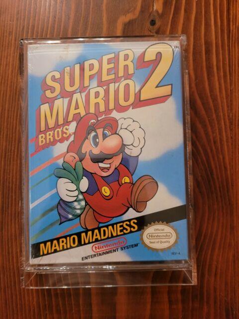 Super Mario Bros. 2  (NES, 1988) Brand New Factory Sealed