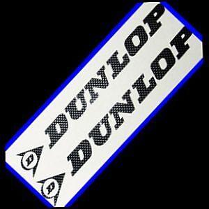 DUNLOP-sticker-CARBON-FIBER-pattern-gsxr-ninja-r6-zx6r-srad-f4i-rc51