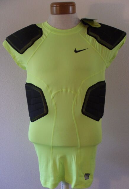 3ef0bb5e Mens Nike Pro Combat Hyperstrong Football Compression 4 Padded Shirt 2xl