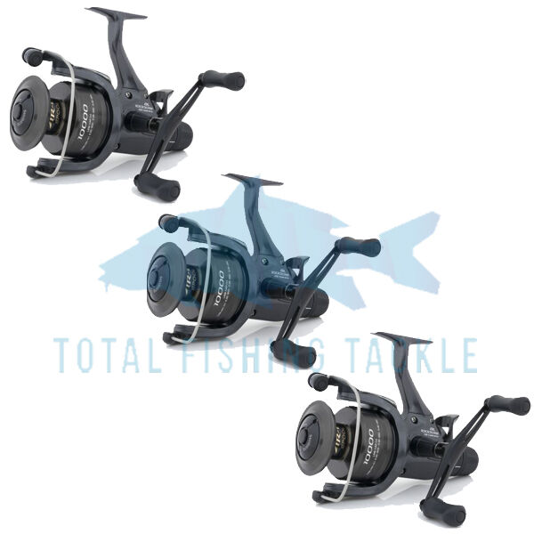 Shimano 3x Baitrunner DL 10000 RB Fishing Reel - BTRDL10000RB NEW