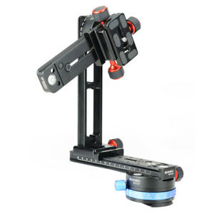 BENRO-MPC30-Panorama-Kit-for-2D-3D-Panoramic-Shot-Head-amp-Nodal-Plate-Included