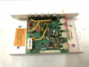Details about Weslo - Cadence 3280 - WL328020 Treadmill Motor Control on