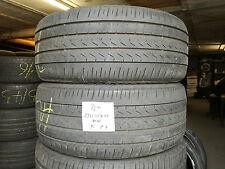 2 x Sommerreifen 225/45 R17 91W Pirelli P7 Cinturato DOT 0615 4mm