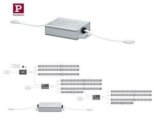 Details zu Paulmann YourLED RGB Verstärker Amplifier 12V DC max 60W on
