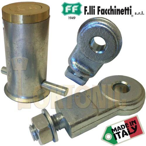 Facchinetti Heavy Duty Plug Chão Chumbador Lock unidade Roller Shop obturador 70m