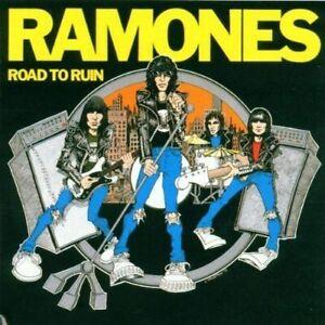 NEW-CD-Album-The-Ramones-Road-to-Ruin-Mini-LP-Style-Card-Case