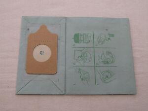 NUMATIC-HENRY-Hoover-Vacuum-Cleaner-dust-bag-GRN-x-10-Pack
