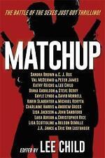 Match Up by Peter James, Diana Gabaldon, C. J. Box, Nelson DeMille, Lee...