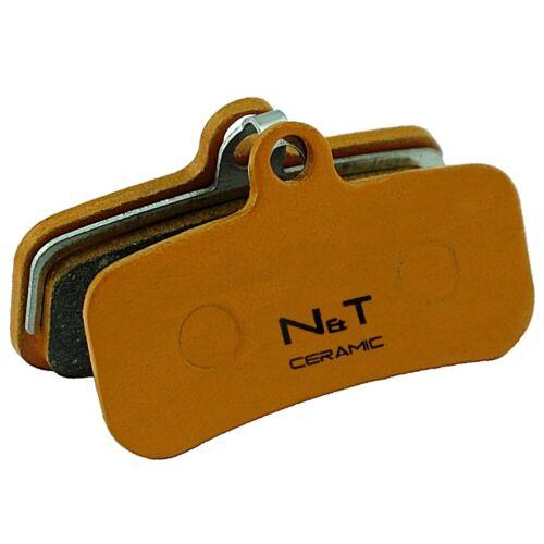 Shimano zee BR m640 saint m810 m820 h01a semi ceramic disc brake pads