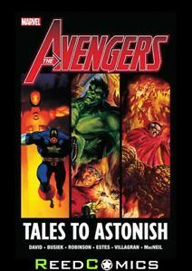 AVENGERS-TALES-TO-ASTONISH-GRAPHIC-NOVEL-224-Pages-New-Paperback