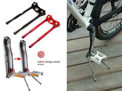reddot Super Lightweight Bike FlashStand Flash Stand CoolStand 75g Black
