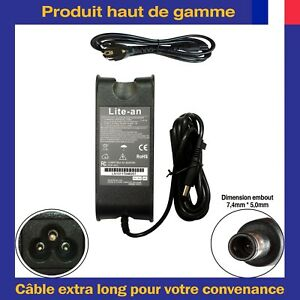 Chargeur-d-039-Alimentation-Pour-Dell-Latitude-E6400-E6410-E6500-E5400-E5500-E7270