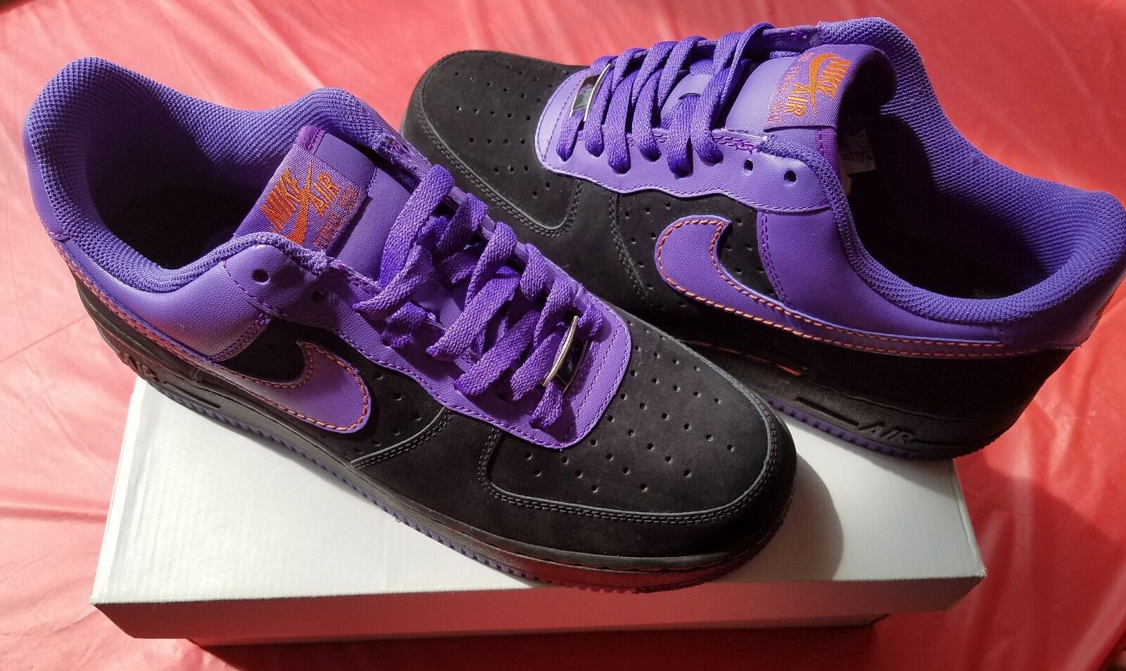 Nike Air Force 1 Low 2007 Barkley Pack Size 9
