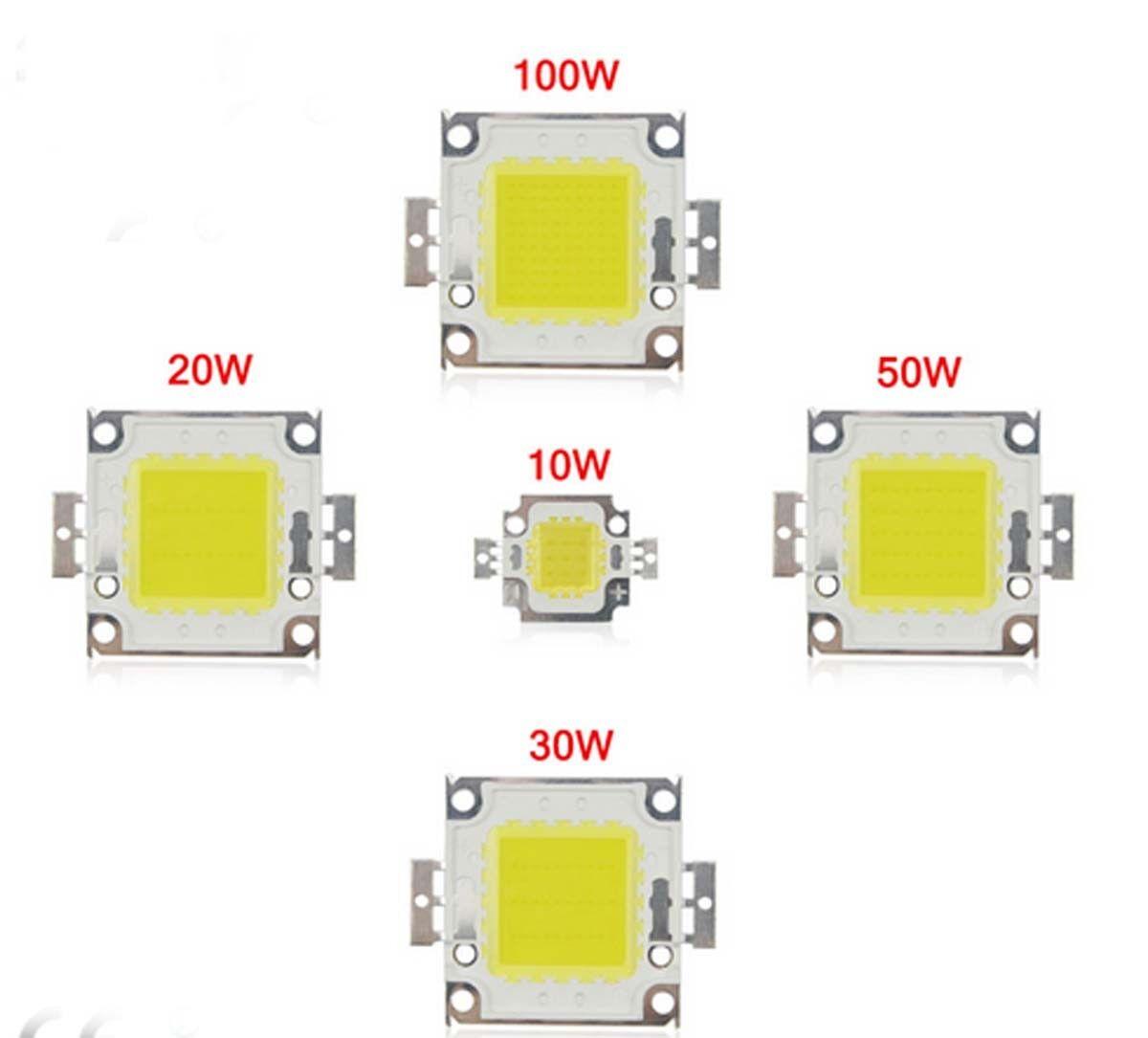 100W White High Power LED Panel 100 Watt Lamp Light