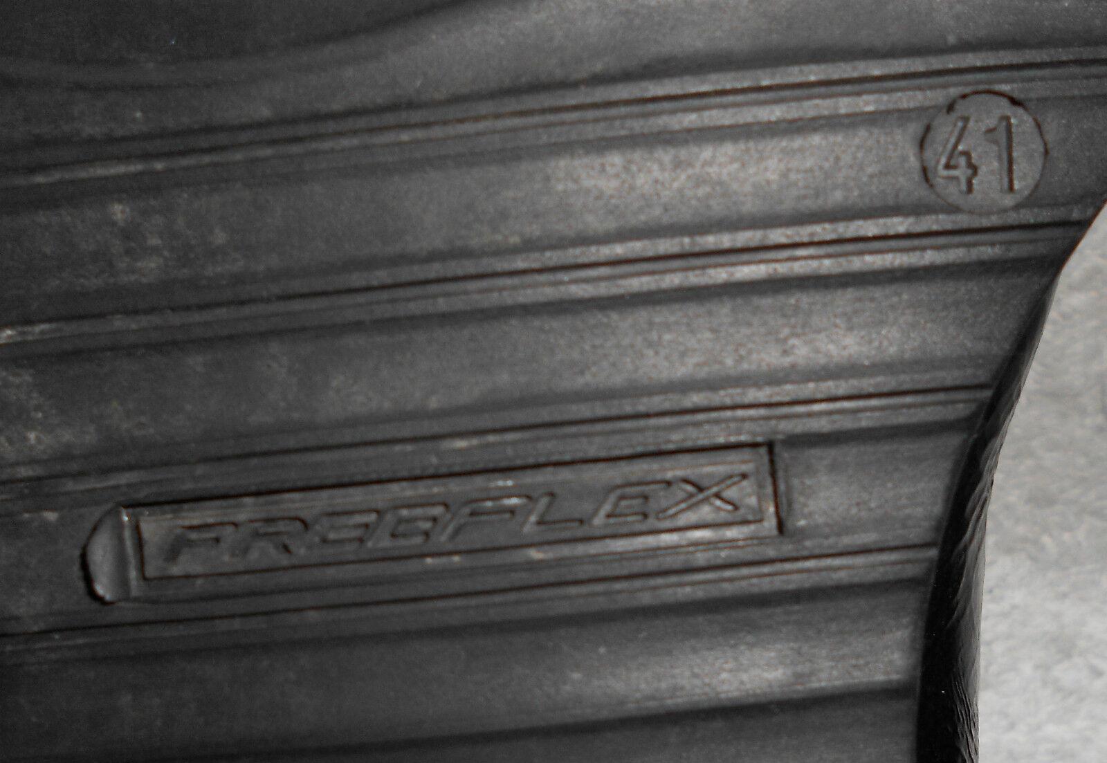 BÉRYL bottes plates zippées zippées zippées cuir verni noir P 41 TBE 2f9a40
