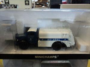 Minichamps 1/43 Mercedes-benz L 3500 Tanker   Minichamps 1/43 Mercedes-benz L 3500 Tankwagen