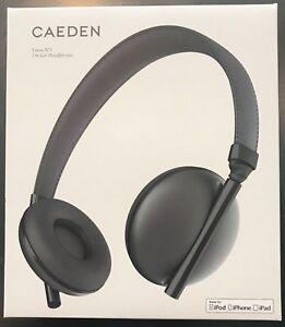 Caeden Linea No 1 On Ear Wired Headphones 857447005118   eBay