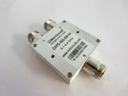 Mini-Circuits ZAPD-900-5W-N 100-900 MHz 2 Ways Power Splitter 50ΩConnector