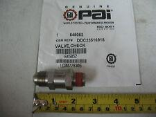 Series 60 Fuel Pump Check Valve PAI Brand # 645052 Ref.# Detroit Diesel 23516918