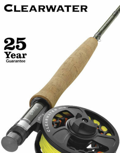 Orvis Clearwater Freshwater Fly Rod Outfit- 5 Weight, 9'0  , 4 pc - Includes Reel  cheapest