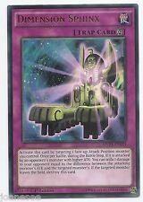 Dimensione SFINGE mvp1-en023 ULTRA RARA YU-Gi-Oh card 1st MODIFICA INGLESE Nuovo di zecca NUOVA