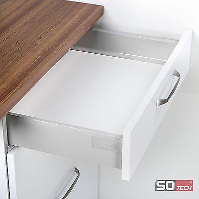 SET Blum TANDEMBOX Antaro Auszugsystem Schubkasten 500mm Grau
