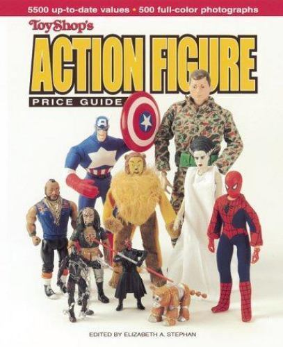 Toy Shop S Action Figure Price Guide 2000 Trade Paperback For Sale Online Ebay