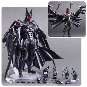 Square Enix DC Comics Variant Play Play Play Arts Kai Batman Tetsuya Version Action Figure 0867ea