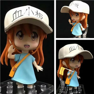Nendoroid-Cells-At-Work-Hataraku-Saibou-Platelet-Cute-Action-Anime-PVC-Figure