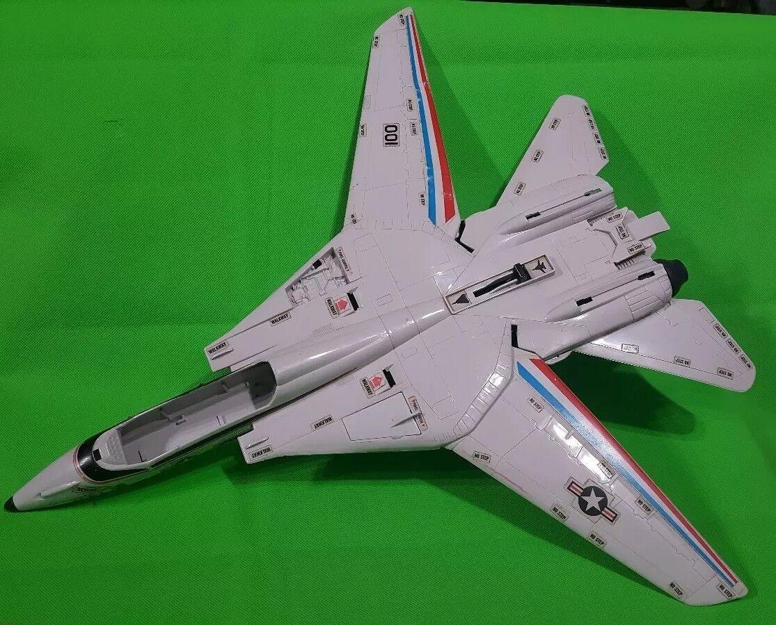 Vintage 1983 GI Joe Sky Striker Jet Airplane As Is For Parts Landing Gear