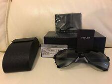 4d057b1763 item 6 Brand New Prada Aviator Black Frame Sunglasses SPR 59N 1BO-3M1    LOOK   -Brand New Prada Aviator Black Frame Sunglasses SPR 59N 1BO-3M1    LOOK