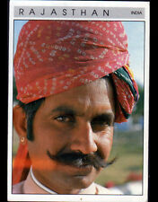 RAJASTHAN (INDE) A RAJPUT OF ROYAL LINEAGE / PORTRAIT