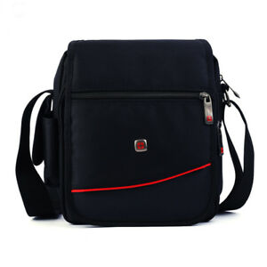 Image Is Loading Swiss Gear Men Message Bags Handbag Travel Bag