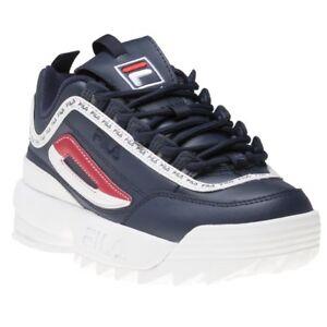 scarpe ginnastica fila blu donna