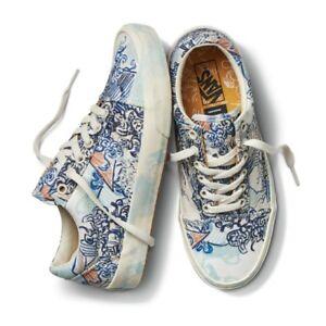 1a0450f5f7 Vans x Vincent Van Gogh Museum Old Skool Old Vineyard Sneakers ...
