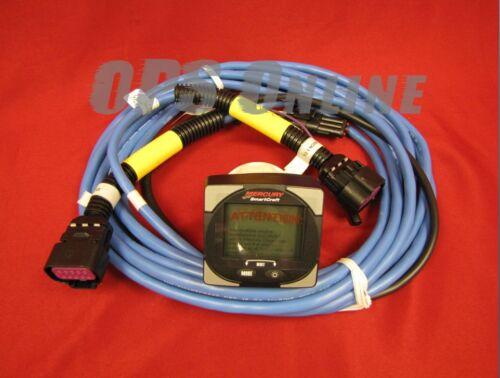 New Mercury Smartcraft SC1000 System Monitor Kit 79-879896K21 w//20/' Harness