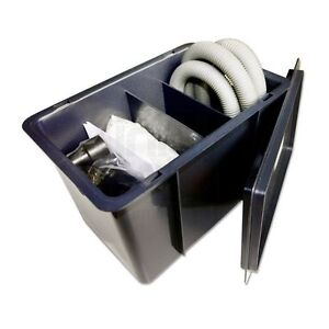 1a kondensatbox atec neutralisationsbox brennwert kessel kondensat l gas ebay. Black Bedroom Furniture Sets. Home Design Ideas