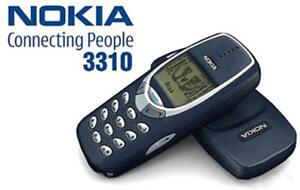 NEW-CONDITION-Nokia-3310-Blue-Unlocked-Mobile-Phone-12-MONTHS-WARRANTY