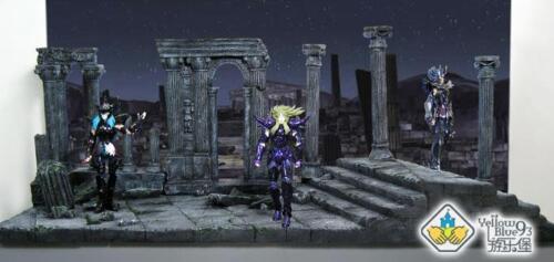 Saint Seiya Myth Cloth Scene Hades Sanctuary