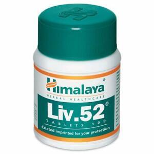 HIMALAYA-Liv-52-Leber-Detox-100-Kapseln-VERSAND-WELTWEIT