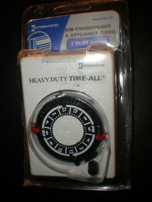 Intermatic HB114C 240 Volt Heavy Duty Appliance Timer Switches ...