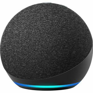 Amazon Echo Dot (4th Gen) Smart Speaker With Amazon Alexa Charcoal