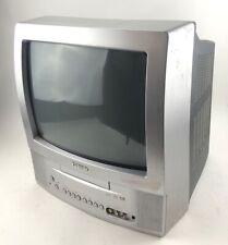 Electronics Portable Audio & Video Toshiba MV13N2 13-Inch TV/VCR ...