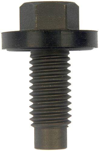 Engine Oil Drain Plug-Oil Drain Plug Dorman 65385 Oil-Tite