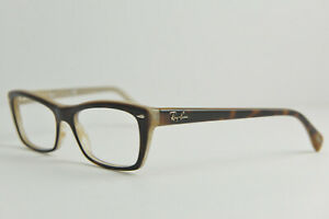 9bbd2d079e FRAMES ONLY! WIDE! Ray-Ban eyeglasses RB 5255 5075 51-16 135 ...