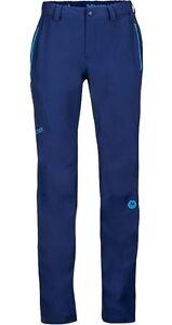Marmot-PCT-Pant-Women-Softshell-Pantaloni-per-donna-Arctic-Navy
