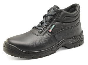 Brand New Non Métallique Chukka Boot Noir Taille 3 (en Boîte)-afficher Le Titre D'origine Large SéLection;