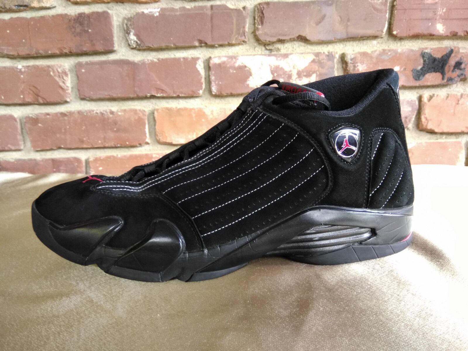 2018 Nike CDP Jordan Retro XIV 14 CDP Nike Pinstripe comoda marca de descuento f33389